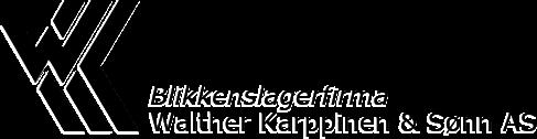 Walther Karppinen & Sønn AS